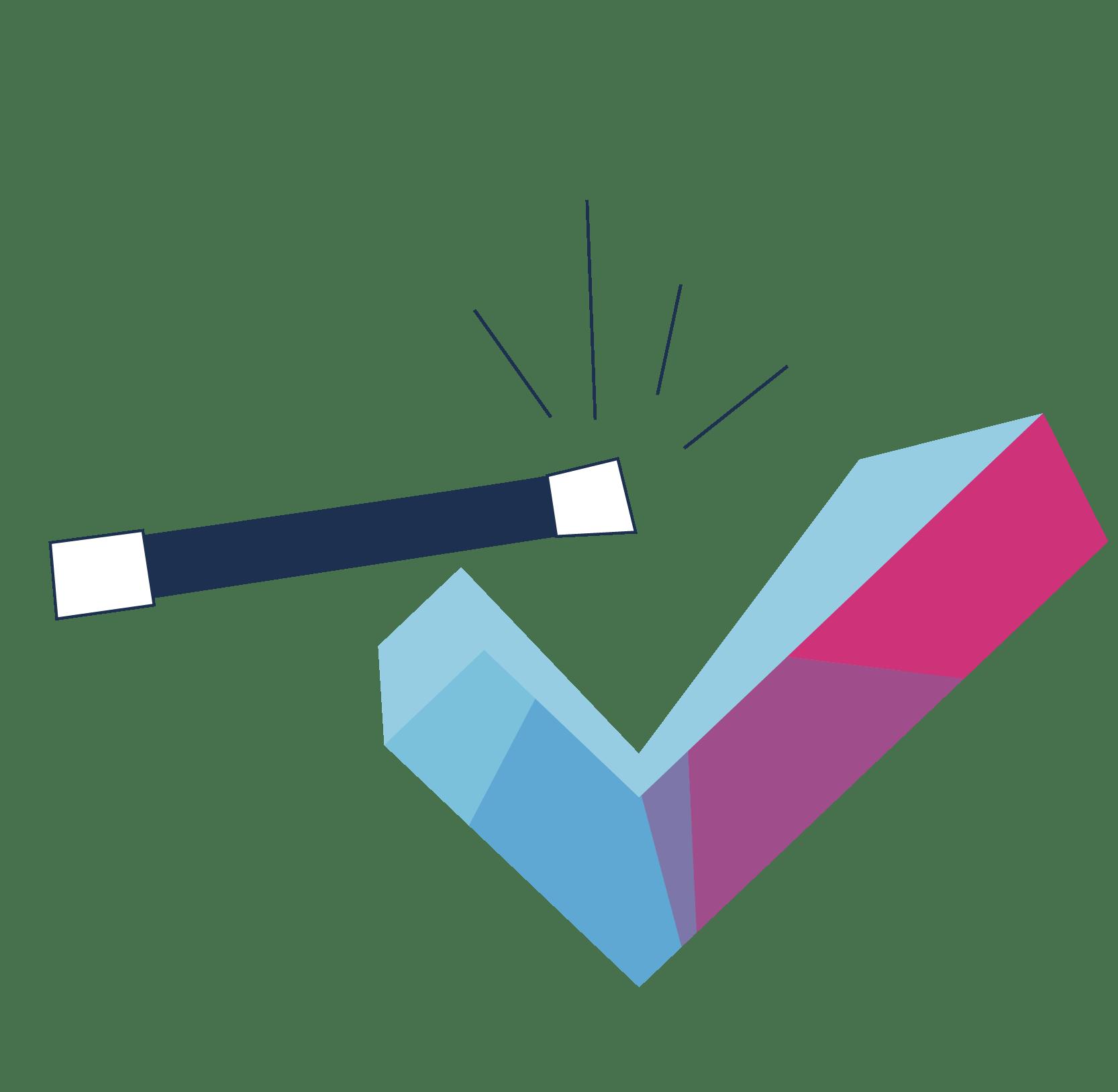 Proceso sencillo<br>y transparente